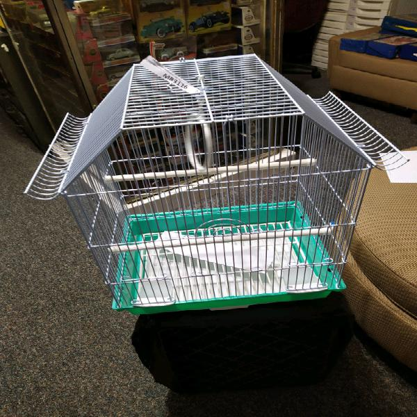 New cage sold by elbs
