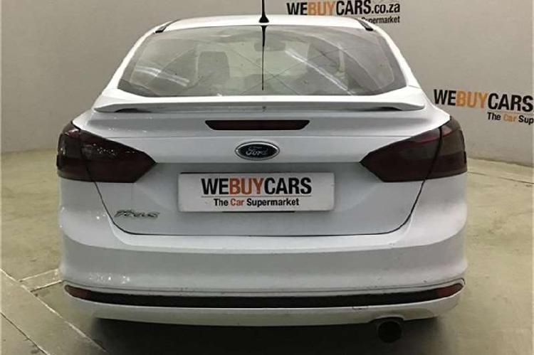 Ford focus hatch 1.6 trend 2014