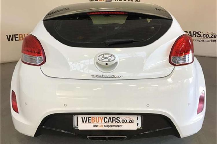 Hyundai veloster 1.6 executive 2016