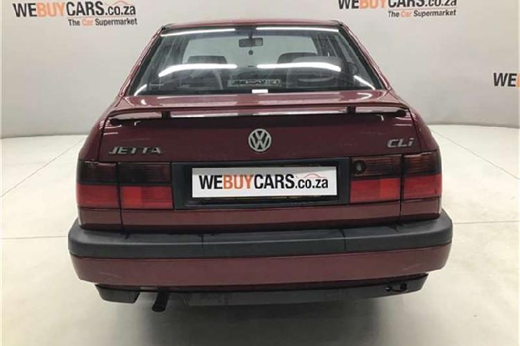 VW Jetta 1993