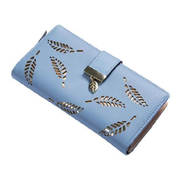 Fashion womens long card holder phone bag case purse lady
