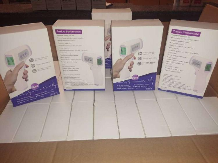 Non contact infrared thermometers