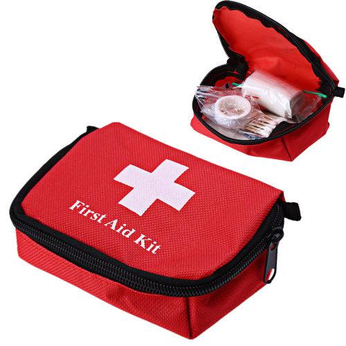 Outdoor hiking camping survival travel emergency first aid