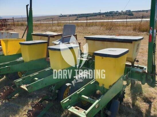 John deere max emerge 2 4 row planter 91 cm