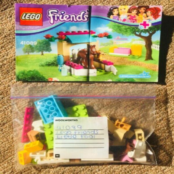 Lego friends set: 41089 little foal for sale in absolutely