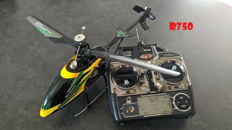 Skydancer remote helicopter