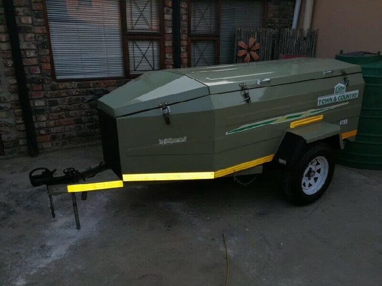 Camp master trailer