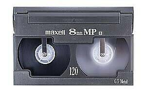 Wanted! working 8mm tape video camera