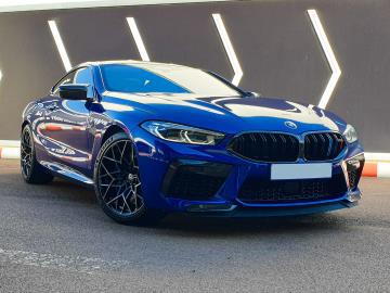 2020 bmw m8 m8 competition coupe for sale