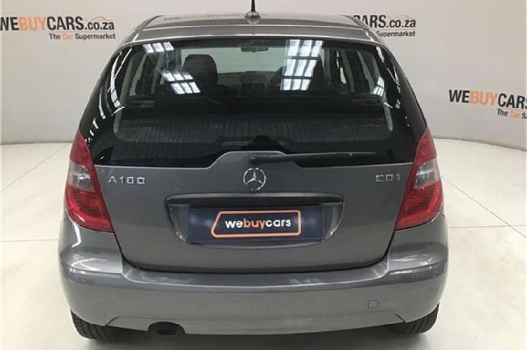 Mercedes benz a class a180cdi classic auto 2009