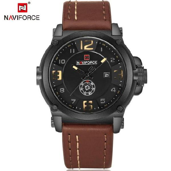 2017 new fashion mens watches naviforce militray sport