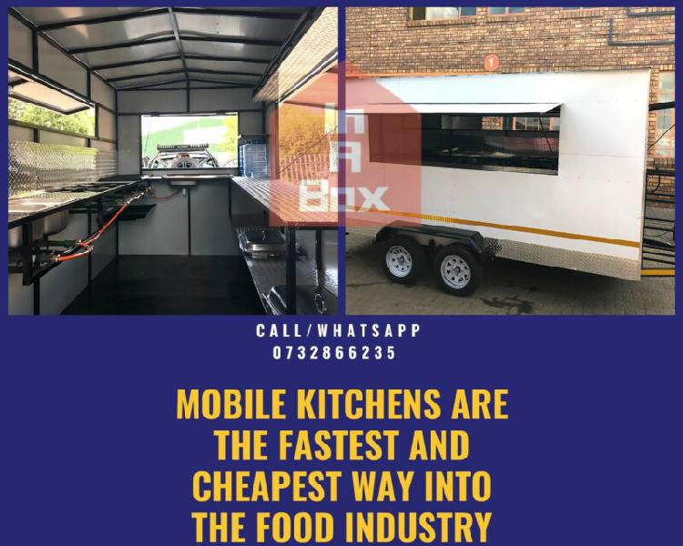 Specials on all insulated food trailers !!!