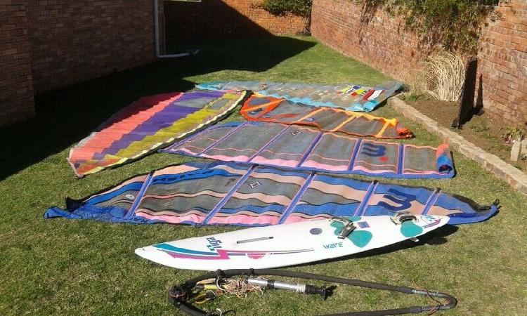 Windsurfing items for sale