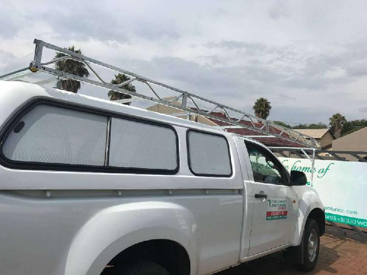 Custom roof racks - contractors roof racks