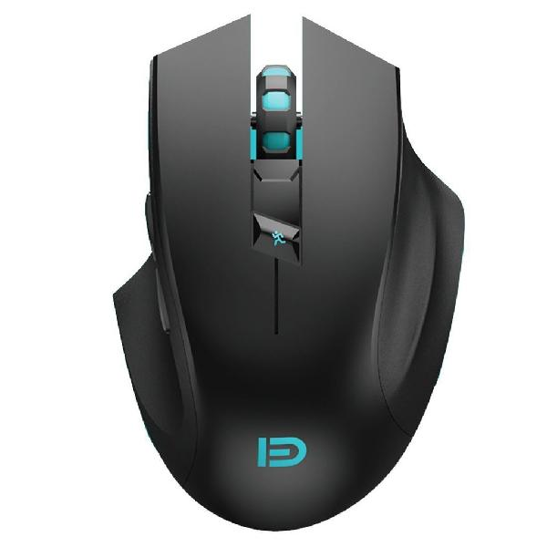 Wireless gaming mouse,fome i720 ergonomic right-handed