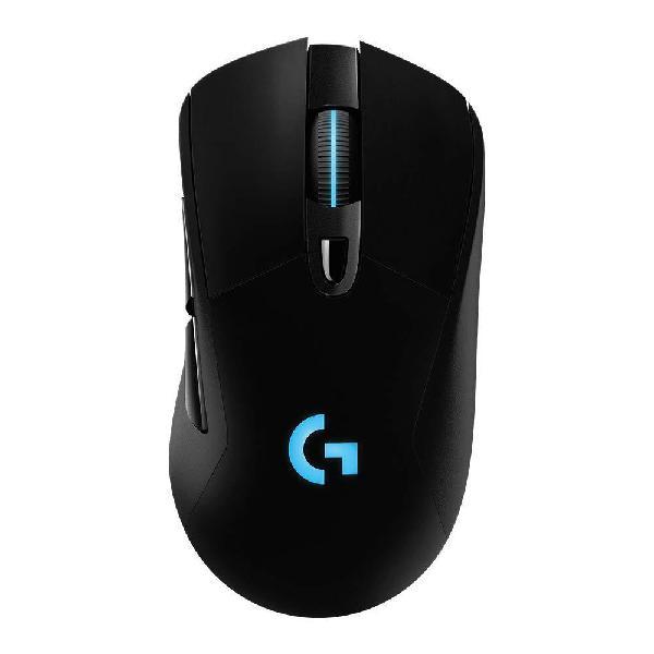 Logitech g703 lightspeed wireless gaming mouse w/hero 16k