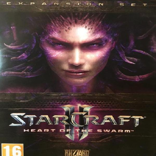 Pc - starcraft ii heart of the swarm expansion pack