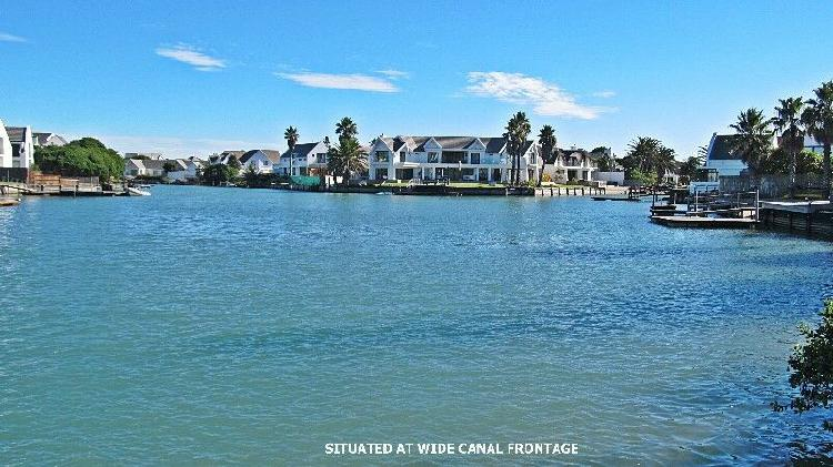 St francis bay canal plot great location