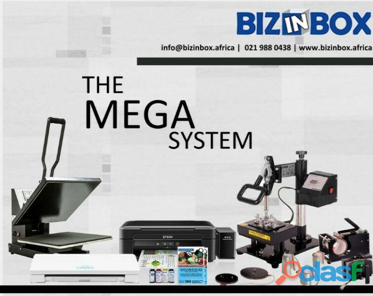 Mega printing system