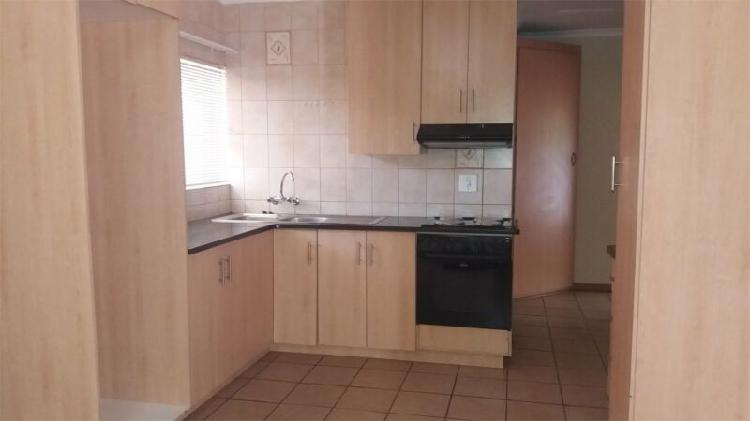 Townhouse-villa in ermelo now available