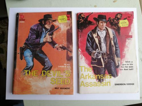 Cleveland publishing company two first editions western