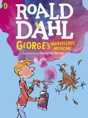 Georges marvellous medicine (colour edn) (paperback, colour