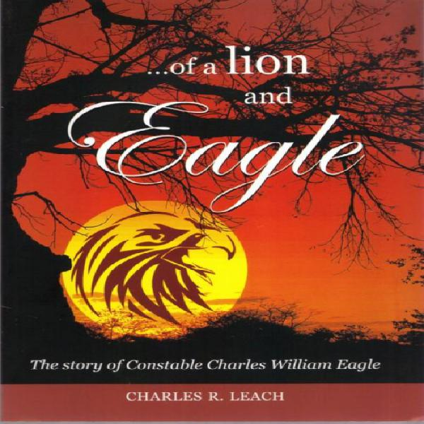Of a lion and eagle:1st edition signed the story of