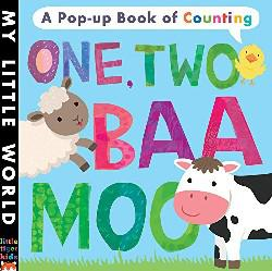 One, two, baa, moo by illustrated by lisa verrall
