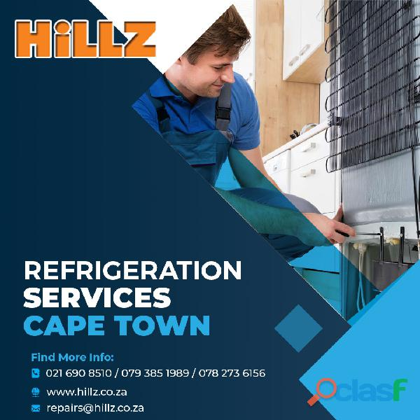 Choose refrigeration installation specialists in cape town