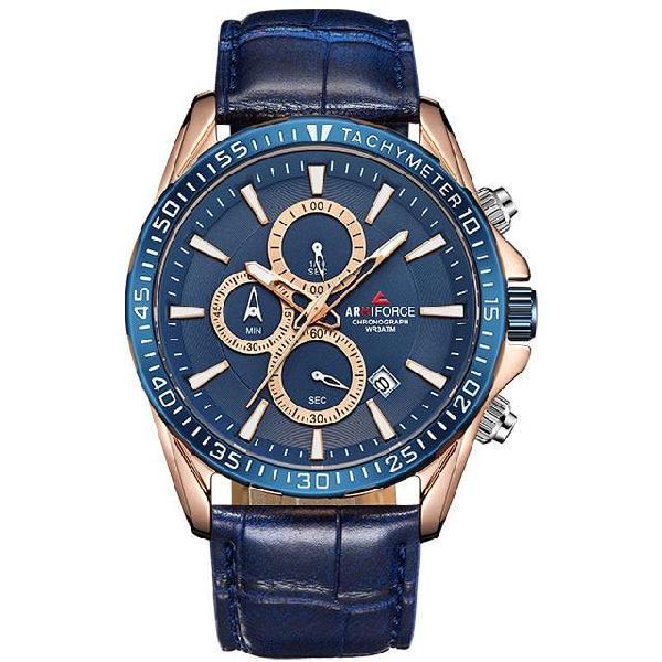 Armiforce new men watches top brand mens fashion chronograph