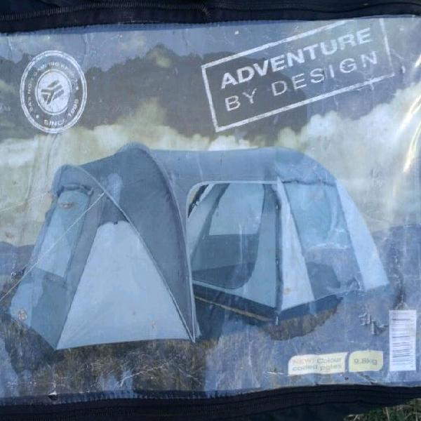 Camp master tent for sale - 5 sleeper, 2 rooms