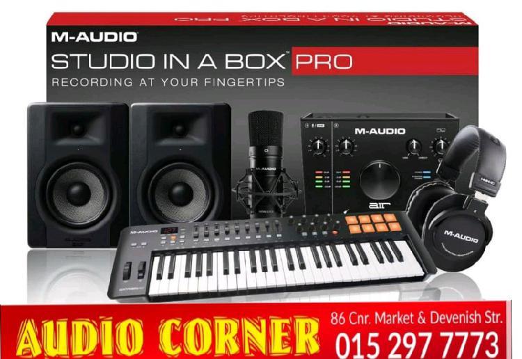 M - audio
