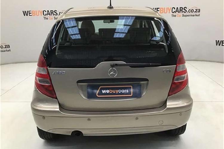 Mercedes benz a class a180cdi classic auto 2006