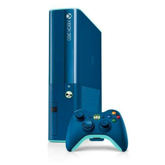 Xbox 360 elite limited edition