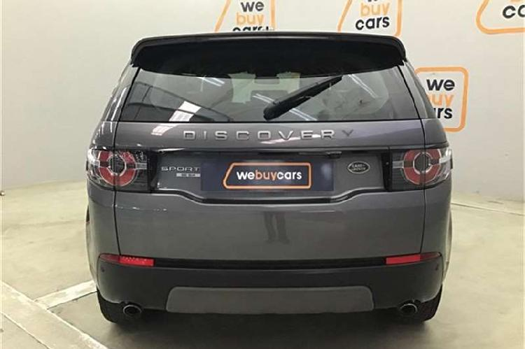 Land rover discovery sport se si4 2015