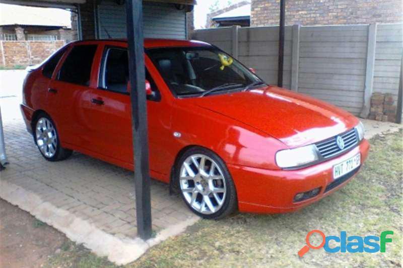 VW Polo Classic 1.8i 2