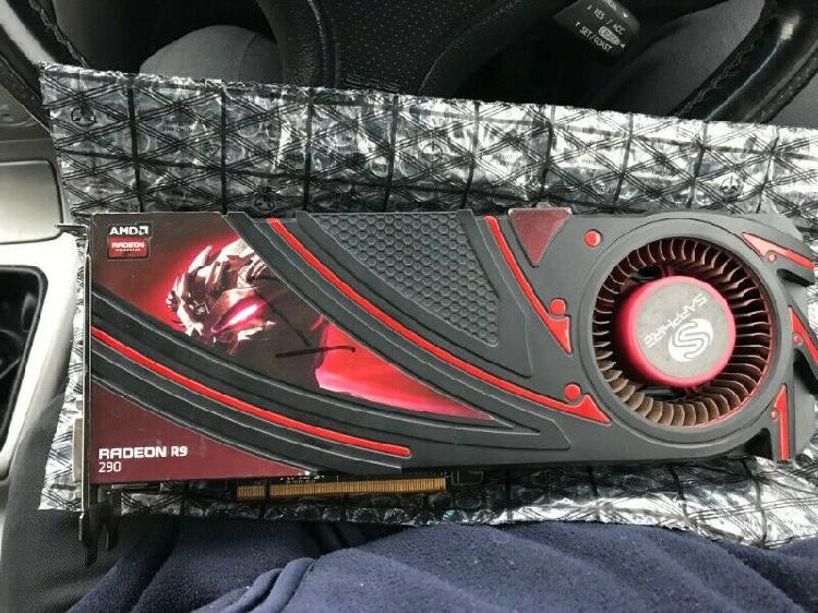 AMD Radeon R9 290 4GB Sapphire
