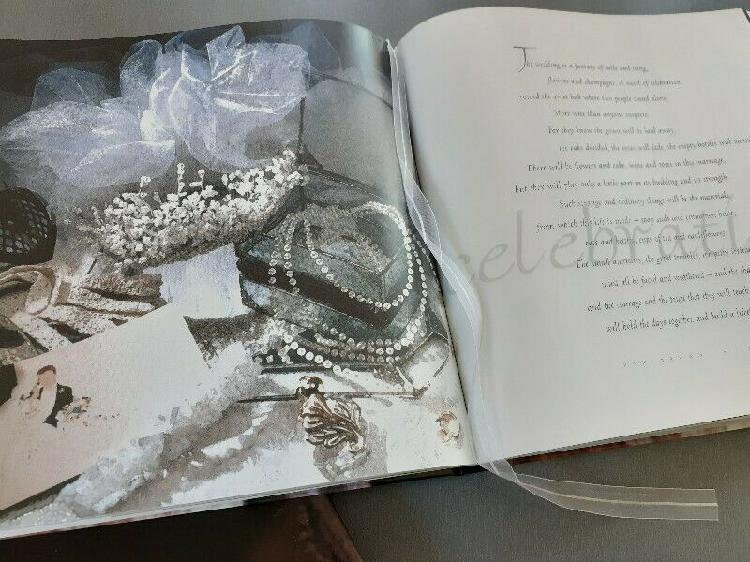 Beautiful Wedding Gift book - To the Bride