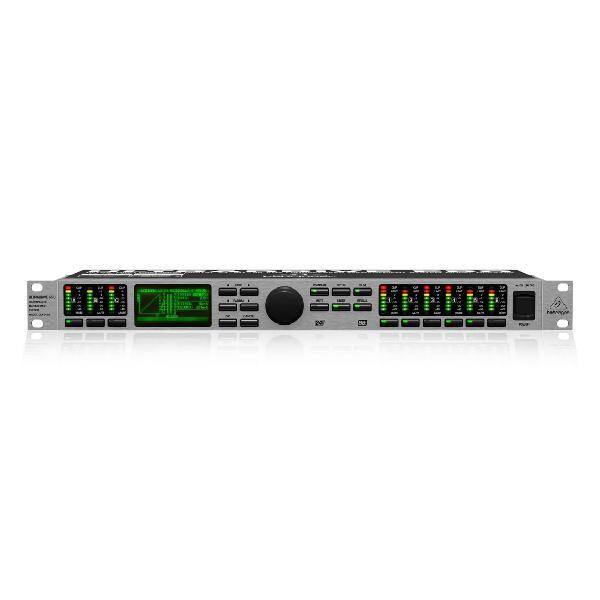 Behringer ultradrive pro dcx2496 digital loudspeaker