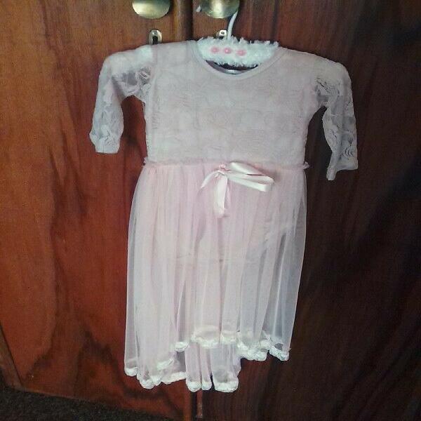 Brand new babygirl dress 6-12months