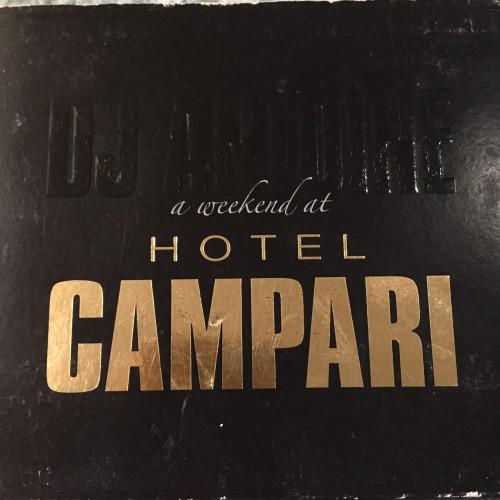 CD - A WEEKEND AT HOTEL CAMPARI (2 CDS) (DJ ANTOINE) DANCE