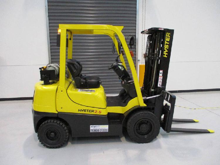 Hyster H2.5TX for sale - Australia