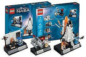 Lego ideas women of nasa