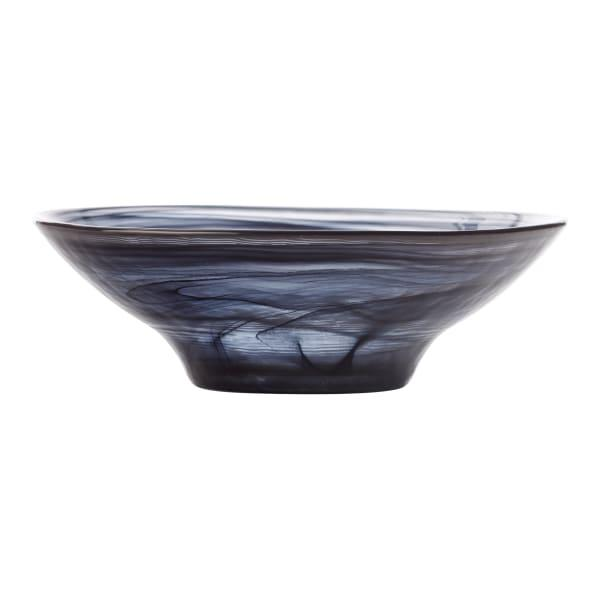 Maxwell & Williams Marblesque Glass Bowl, 13cm