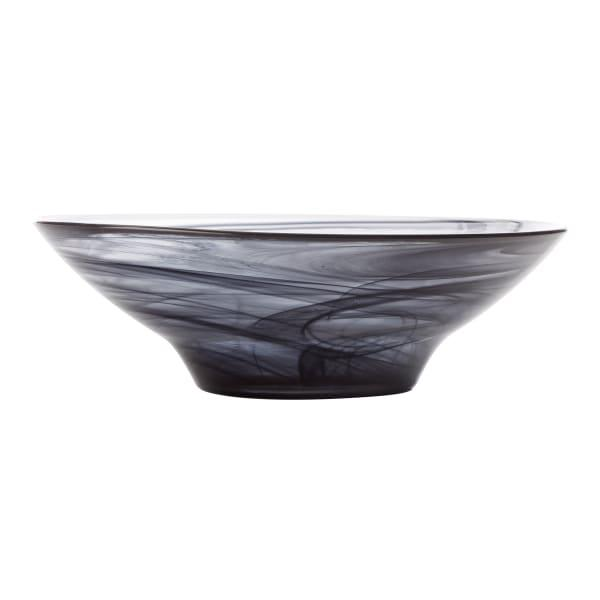Maxwell & Williams Marblesque Glass Bowl, 19cm 0