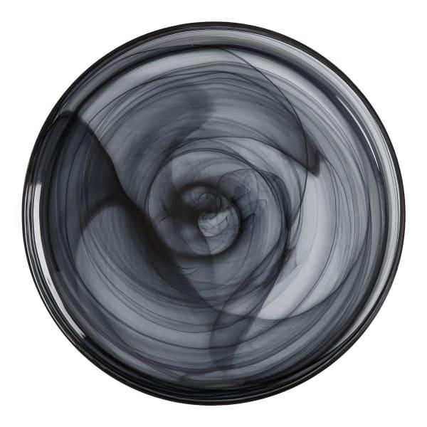 Maxwell & Williams Marblesque Glass Platter, 39cm