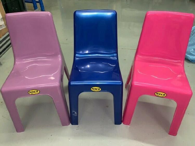 Plastic NICE Kids Chairs