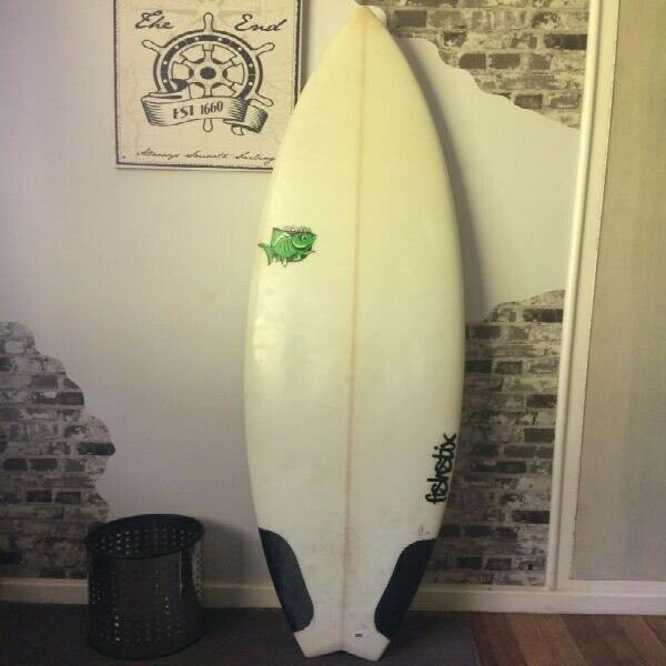 Surfboard fishstix 5'11