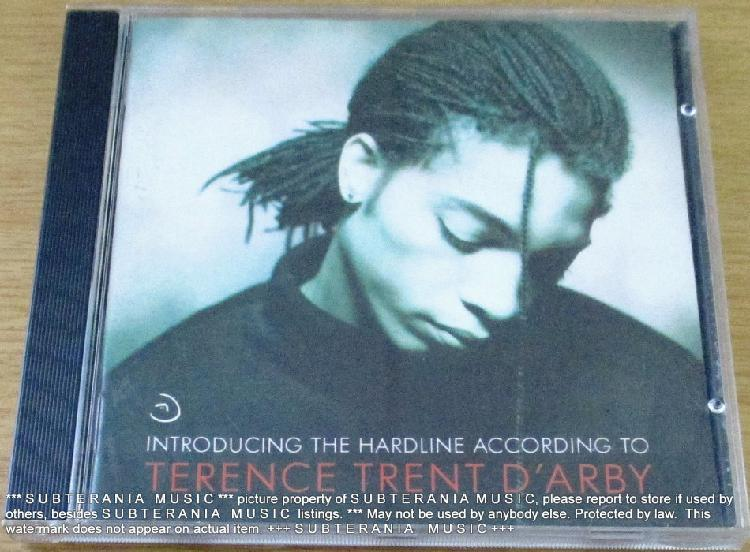 Terence trent darby introducing the hardline import [shelf g