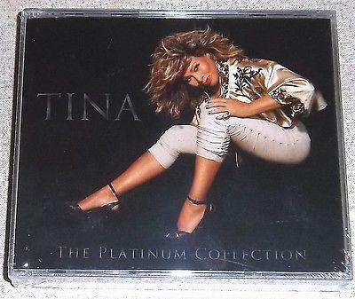 TINA TURNER The Platinum Collection SOUTH AFRICA Cat#